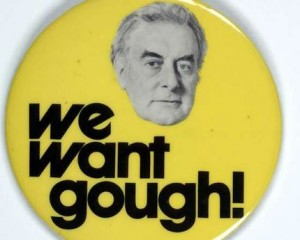 we want gough