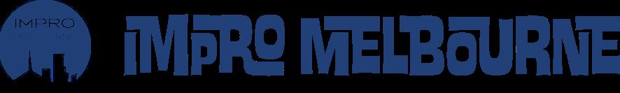 Impro Melb logo-large Blue